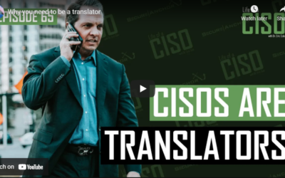 Why you need to be a translator