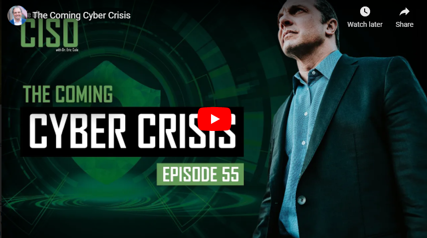 The Coming Cyber Crisis