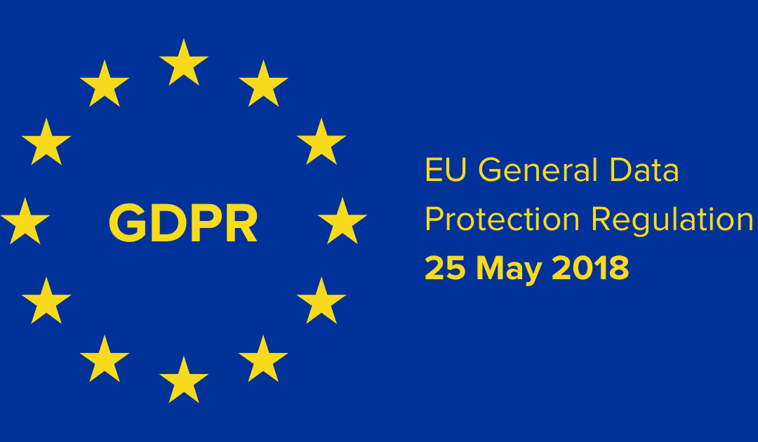 GDPR – It is All About Your Data